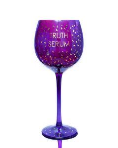 Opulent Wine Glass - Truth Serum