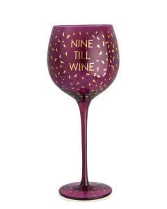 Opulent Wine Glass - Nine Till Wine