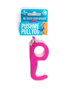 Push Me Pull You With Holder - Purple