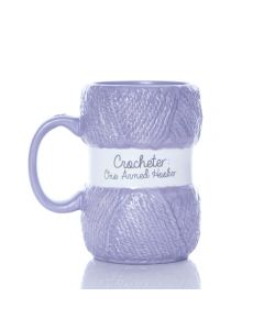 CROCHET MUG - ONE ARMED HOOKER