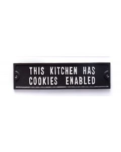 SIGNS OF THE TIMES - KITCHEN COOKIES