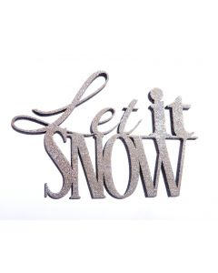 CHATTERWALL XMAS - LET IT SNOW