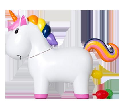 Pooping Unicorn Toy